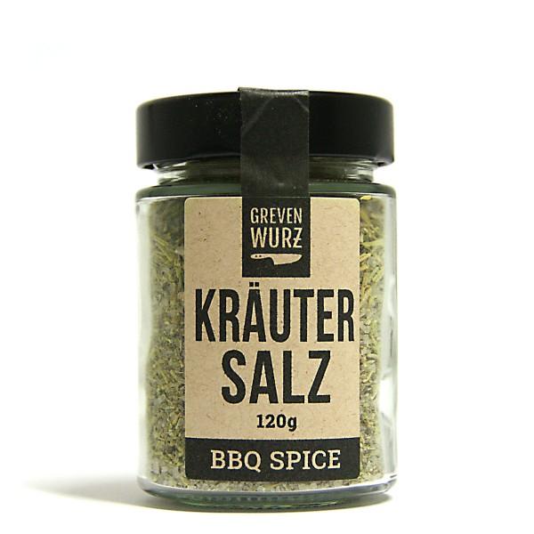 BBQ SPICE Kräutersalz 110g