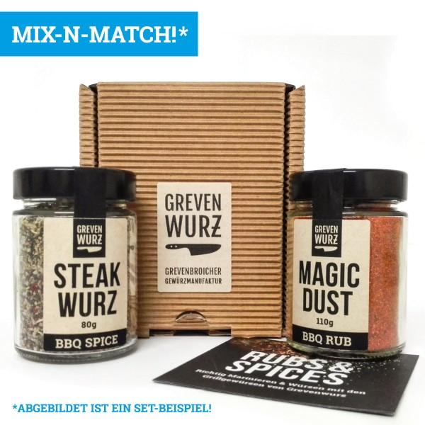 BBQ GESCHENKSET - Duo