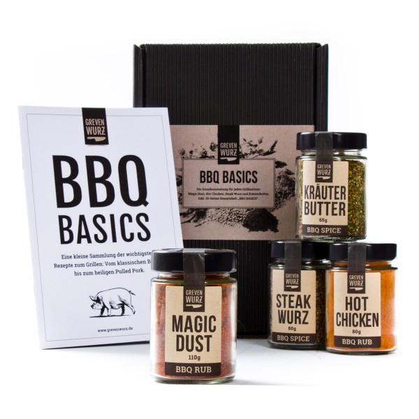 BBQ GESCHENKSET - BASIC