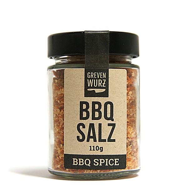 BBQ SPICE BBQ-Salz 110g