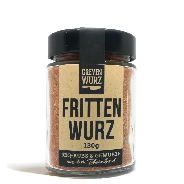 BBQ SPICE Fritten Wurz 130g