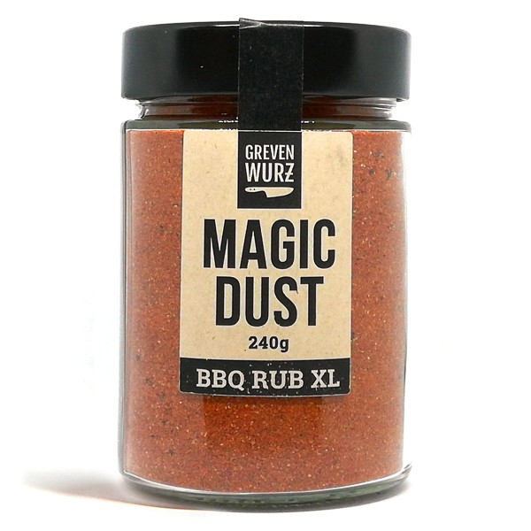 BBQ RUB XL Magic Dust 240g