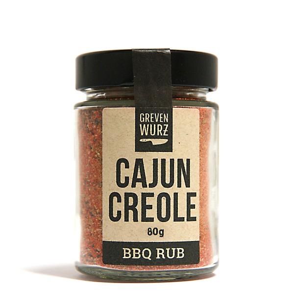 BBQ RUB Cajun Crejole 80g
