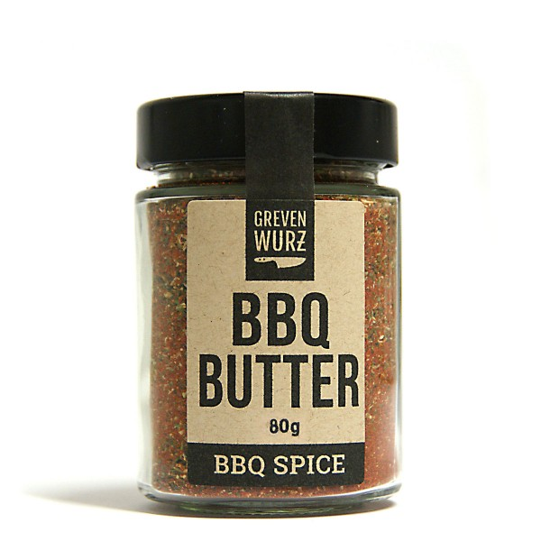 BBQ SPICE BBQ-Butter 70g