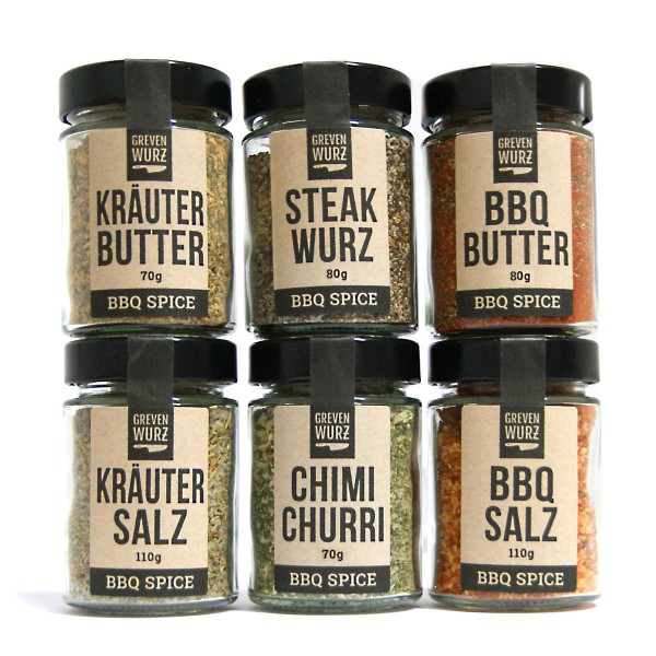 BBQ Sixpack SPICES#1