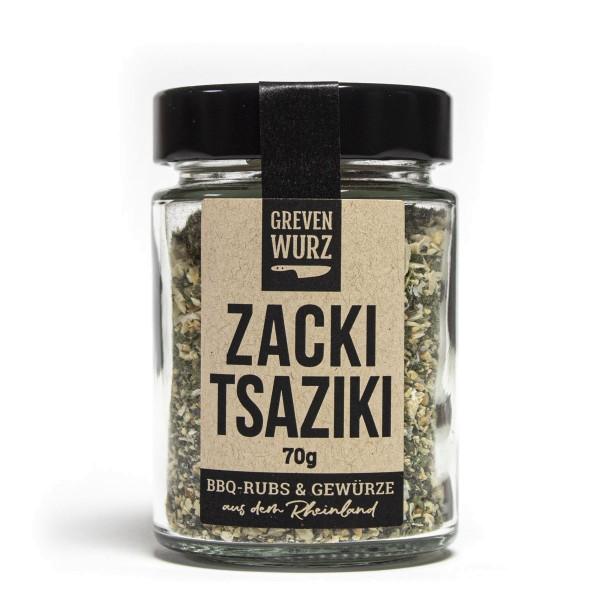 Zacki Tsaziki - Tsaziki Gewürzmischung